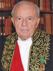 François Jacob en habit (2006)
