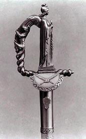 Épée de Jacques BAINVILLE