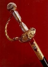 Épée de Jean-Louis CURTIS