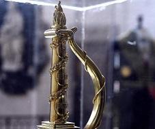 Épée de M. Alain DECAUX