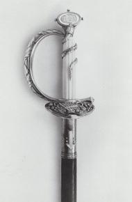 Épée de M. Georges DUHAMEL