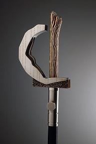Épée de Professeur Jean HAMBURGER
