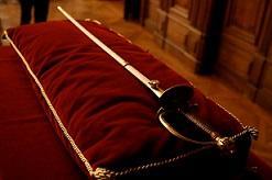 Épée de M. Jean-Luc MARION