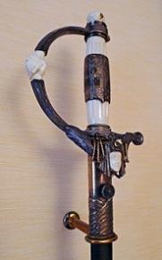 Épée de M. André MAUROIS
