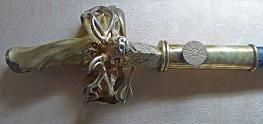 Épée de M. Pierre MOINOT