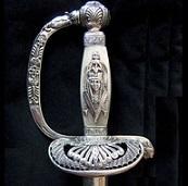 Épée de M. Pierre ROSENBERG