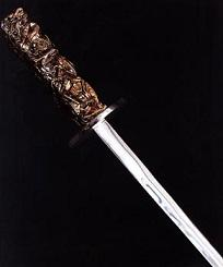 Épée de M. François WEYERGANS