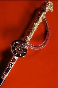 Épée de M. André FROSSARD