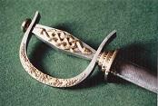 Épée de M. François MAURIAC
