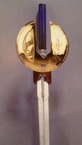Épée de M. René de OBALDIA