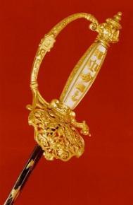 Épée de Bertrand POIROT-DELPECH