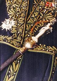 Épée de M. Maurice RHEIMS