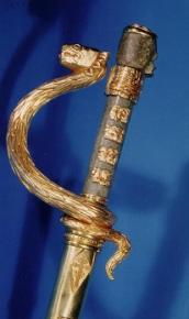 Épée de Jacques SOUSTELLE