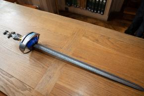 Épée de Mme Barbara CASSIN