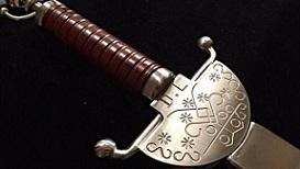 Épée de M. Dany LAFERRIÈRE
