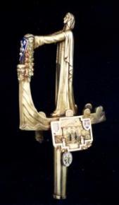 Épée de M. Charles MAURRAS