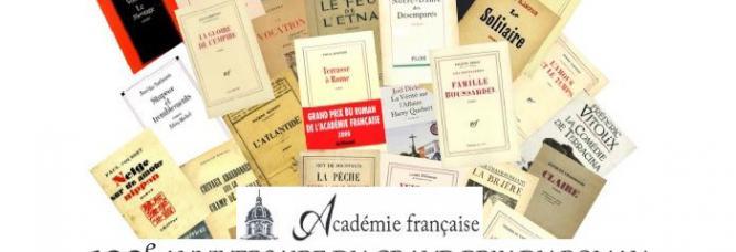 Panel des romans du Centenaire du prix du roman