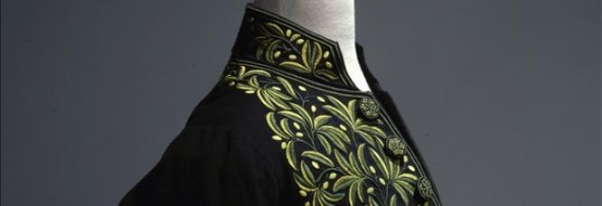 Habit vert d'Alfred de Musset-musée Galliera