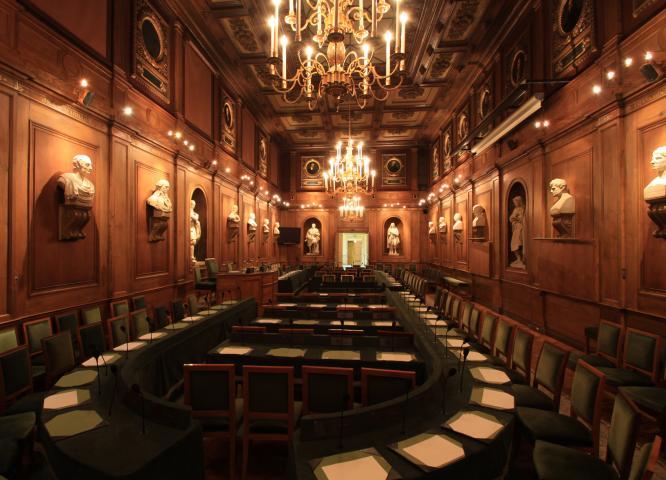 Grande salle des séances