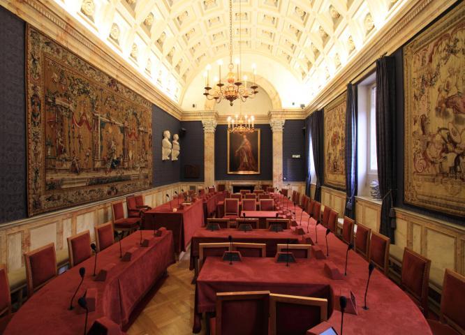 La petite salle des séances