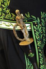 Épée de Jean-Christophe Rufin