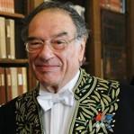 Philippe Beaussant en habit d'académicien-©Brigitte Eymann 2008