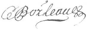 Signature de Gilles Boileau