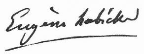 Signature d'Eugène Labiche