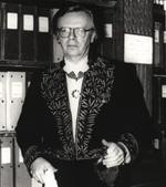 Pierre-Jean Rémy en habit d'académicien