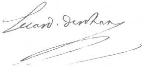 Signature de Louis-René-Édouard de Rohan-Guéménée