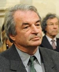 Olivier Rolin-©Brigitte Eymann 2010